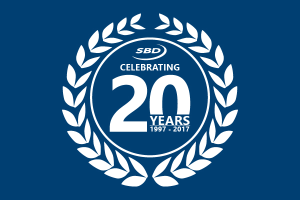 SBD Automotive Celebrates 20 Years of Class-leadin